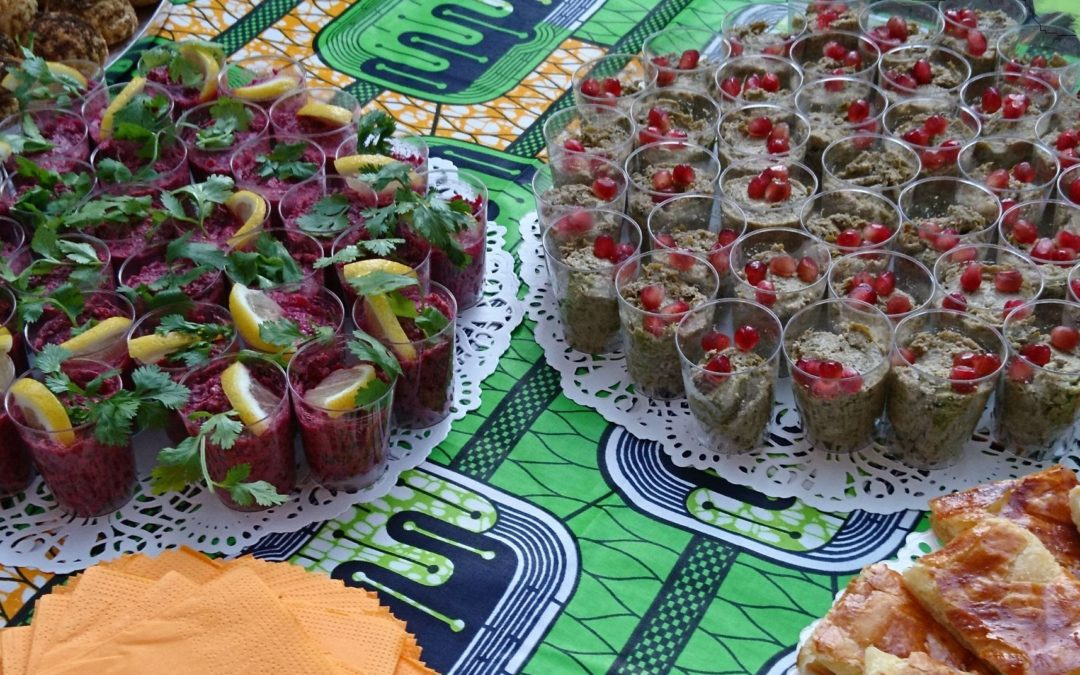 L'apéro Cuisine sans frontière et Chorba algérienne